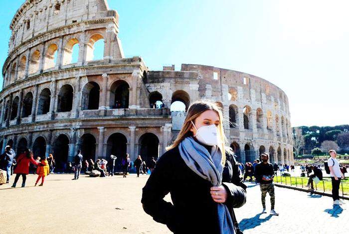 Italy là tâm dịch nguy hiểm ở châu ÂU