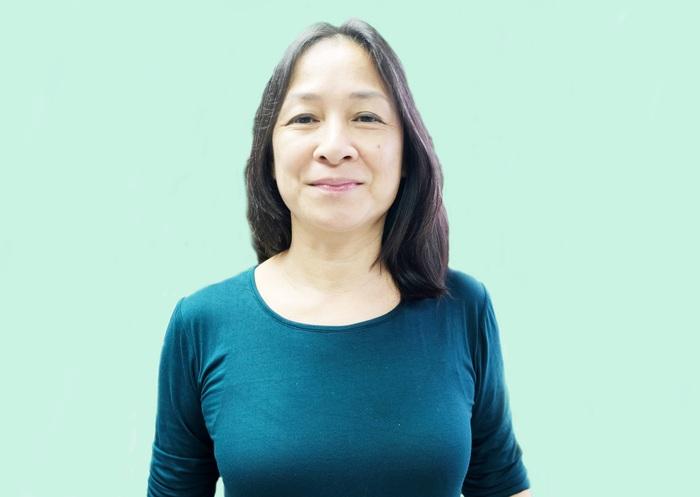 bà Babeth Ngoc Han Lefur - Giám đốc tổ chức Oxfam tại Việt Nam