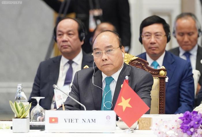 Thủ tướng Nguyễn Xuân Phúc - Chủ tịch ASEAN 2020