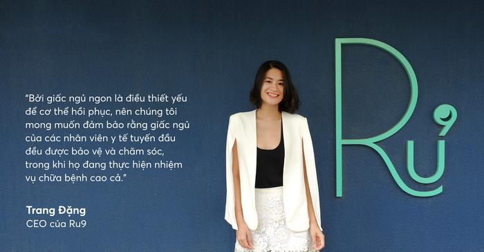 Nữ start-up đóng góp 1500 nệm giúp chăm sóc giấc ngủ cho các bác sĩ tuyến đầu chống dịch  - Ảnh 2.