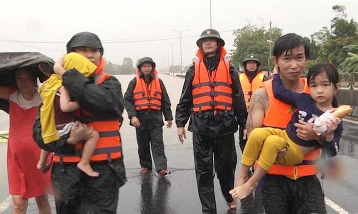 Quy định quản lý viện trợ quốc tế khẩn cấp để khắc phục hậu quả thiên tai - Ảnh 1.