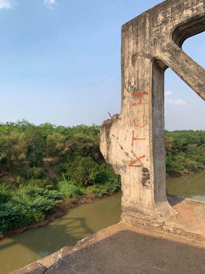 Cầu gãy nhịp Sông Bé – minh chứng lịch sử cho ngày đất nước hoàn toàn giải phóng năm 1975 - Ảnh 2.