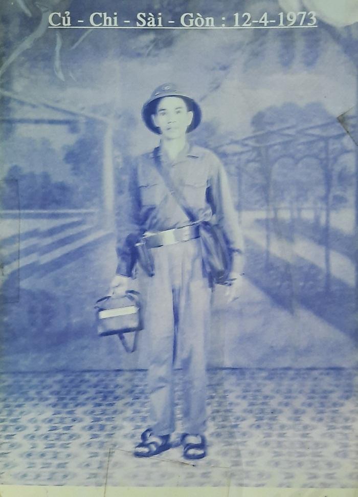 Người chiến sĩ đặc công ngắt hàng rào điện tử Dinh Độc Lập - Ảnh 1.