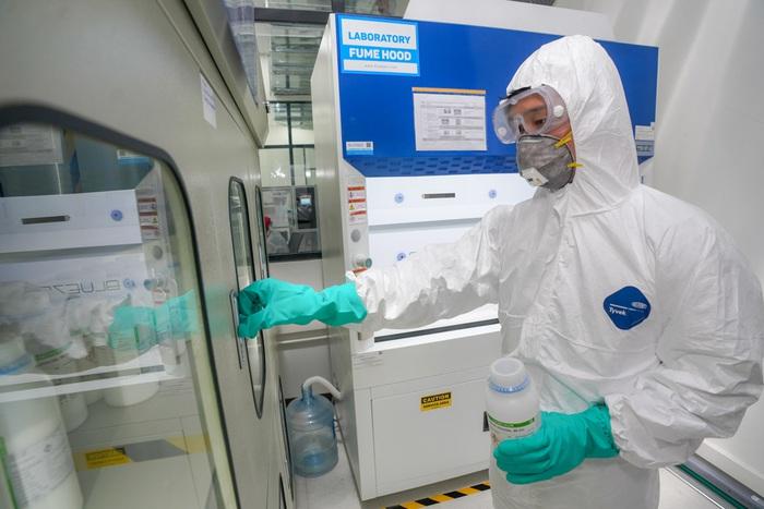 Vingroup bắt tay vào sản xuất máy thở và máy đo thân nhiệt - Ảnh 2.