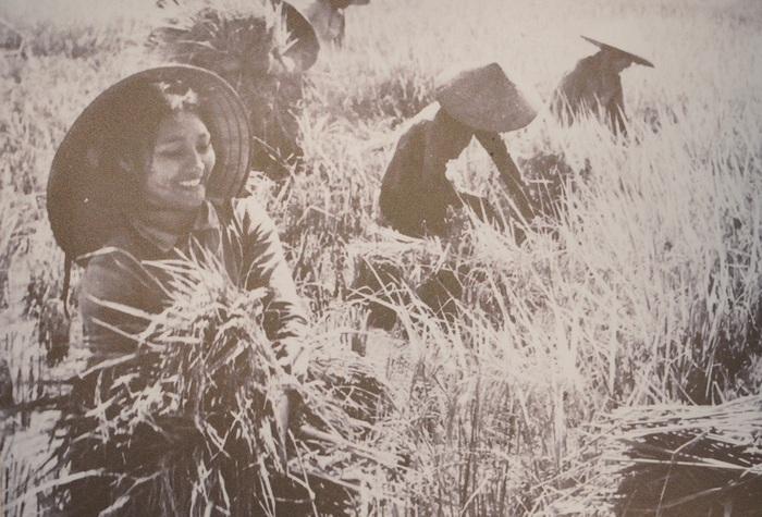 [Ảnh] Những hình ảnh xúc động về phụ nữ Việt Nam trong những ngày giải phóng miền Nam - Ảnh 1.