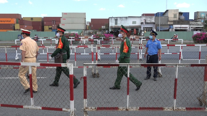 TP Hồ Chí Minh: 62 chốt, trạm ra quân kiểm soát y tế phòng dịch Covid- 19 tại các cửa ngõ. - Ảnh 1.