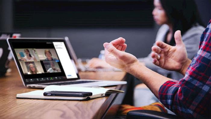 5 ứng dụng họp miễn phí giúp công việc không bị gián đoạn khi cách ly toàn xã hội  - Ảnh 2.