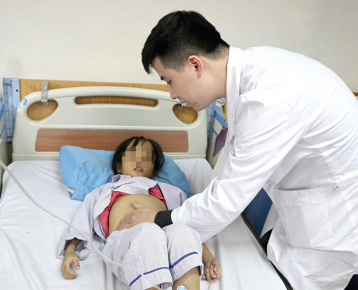(đk ĐLinh) Mỗi năm có khoảng hơn 8.000 trẻ em sinh ra bị bệnh tan máu bẩm sinh - Ảnh 1.