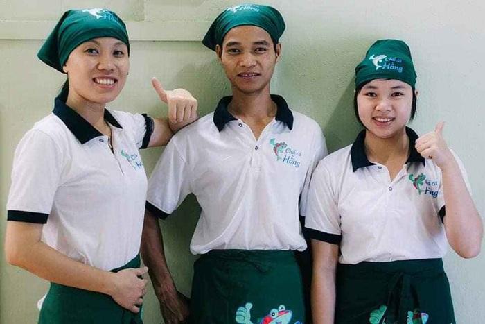 (anh Đăng) Người sáng lập thương hiệu chả cá Nhật từ nguyên liệu Việt - Ảnh 2.