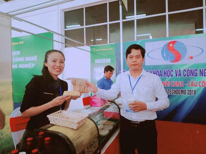 (anh Đăng) Người sáng lập thương hiệu chả cá Nhật từ nguyên liệu Việt - Ảnh 3.