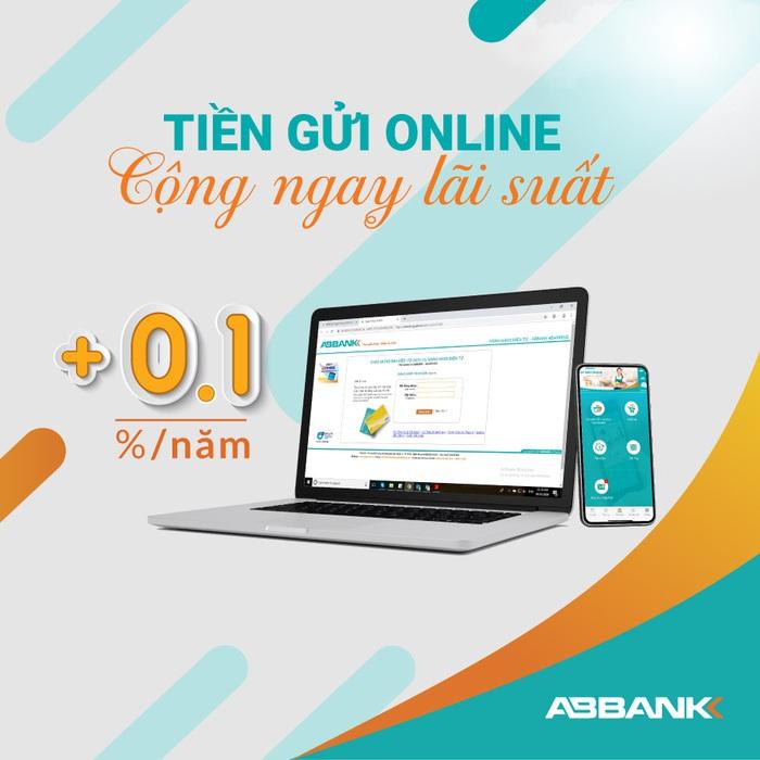 Cùng ABBANK tạo cơ hội từ lãi suất ưu đãi - Ảnh 1.