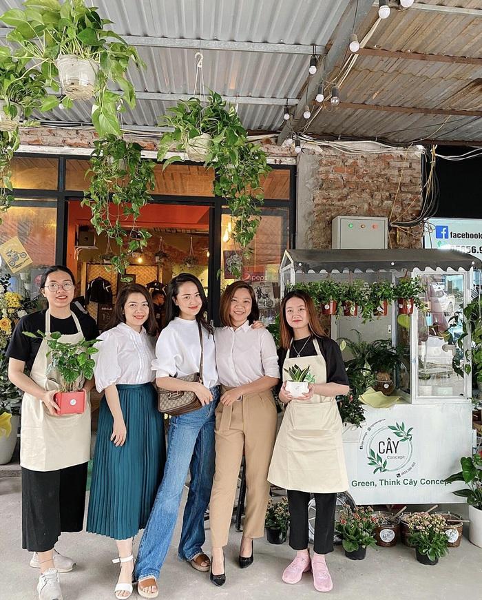 3 cô gái khởi nghiệp từ Cây, tích cực lan tỏa lối sống xanh - Ảnh 1.