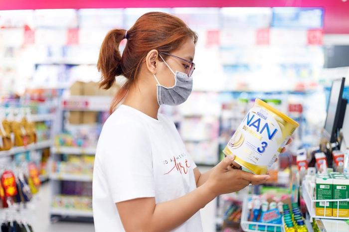Sản phẩm hiện đã có mặt tại Việt Nam, người tiêu dùng có thêm lựa chọn mới để giúp con phát triển khỏe mạnh hơn