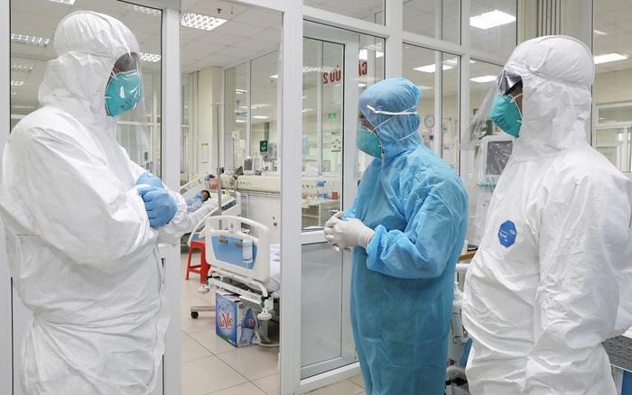 Bệnh nhân nặng số 19chuẩn bị được xuất viện