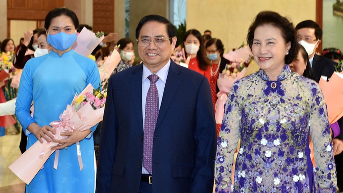 Việt Nam đã tạo được môi trường để phụ nữ ngày càng khẳng định vị thế