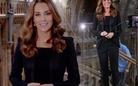 """Lần hiếm hoi diện suit đen, công nương Kate """"gây bão"""" giới thời trang U30 toàn cầu"""