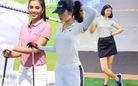 """Dàn Hoa hậu kéo nhau đi đánh golf, hóa ra bộ môn này là """"thần dược"""" làm đẹp"""