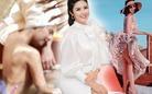Hoa hậu Ngọc Hân một thời mặc kín nhất Vbiz, giờ ngày càng chuộng diện hở