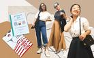 Cô giáo 27 tuổi quyết tâm vứt nửa tủ quần áo để cải tạo phong cách