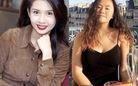 Mới 15 tuổi, con gái thứ 2 của biểu tượng gợi cảm Hong Kong đã cao lớn, phổng phao