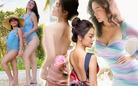 Thắc mắc vì sao Phạm Quỳnh Anh cứ mặc đầm đúng một kiểu?