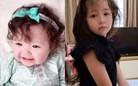 4 tháng đoạt giải đáng yêu nhất nước Anh, 6 tuổi con gái Elly Trần khác lạ không nhận ra