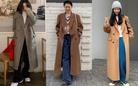 10 gợi ý giúp diện áo khoác dáng dài vừa tôn dáng, vừa ấm áp