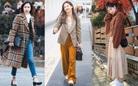15 outfit mùa lạnh đẹp nhất của TWICE