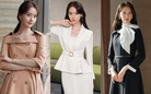 """Học chiêu hóa """"nữ thần công sở"""" của Yoona"""