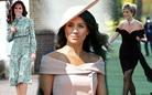 """Khoảnh khắc thời trang bí ẩn của hoàng gia Anh, thâm thuý nhất là """"chiếc váy báo thù"""""""