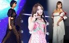 10 bộ váy xấu đến khó hiểu của sao Hàn