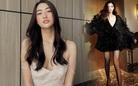 Hoa hậu chân dài 1m22 khoe phong cách thời trang táo bạo