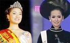 Những Hoa hậu Việt khóc thét vì sự cố váy áo khi thi quốc tế
