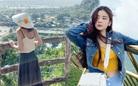 """Thời trang của sao Hàn khi du lịch ở Việt Nam: Đơn giản vẫn đẹp """"lịm tim"""""""