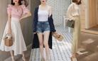 Ở nhà mua sắm online, các nàng tranh thủ ngắm những mẫu giày dép phù hợp khi nắng về