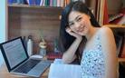 Hoa khôi Vũ Hương Giang tiết lộ cách duy trì  năng lượng tích cực trong mùa dịch