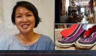 """Nữ doanh nhân """"lặng lẽ"""" thu thập hàng nghìn hiện vật của đồng bào người Mông, Dao, Thái, Lào"""