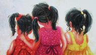 Yêu thương ở nhà có 3 chị em gái