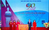 Hải Phòng: Trao giải thưởng Lê Chân cho 8 phụ nữ tiêu biểu