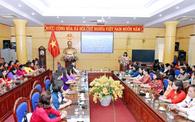 Bắc Kạn: Gặp mặt đại biểu nữ dự Đại hội Đảng bộ tỉnh lần thứ XII