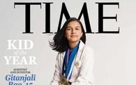 """Bé gái 15 tuổi được Time vinh danh """"Nhân vật nhí của năm"""""""