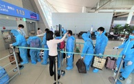 Chuyến bay đầu tiên đưa 300 công dân Việt Nam từ Hàn Quốc hồi hương