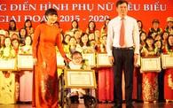 Những hình ảnh tại Hội nghị biểu dương điển hình phụ nữ tỉnh Nam Định