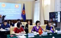Phụ nữ góp phần gìn giữ hòa bình trong khu vực ASEAN