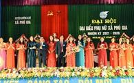 Tổ chức thành công Đại hội phụ nữ điểm cấp cơ sở Hà Tĩnh nhiệm kỳ 2021 - 2026