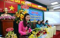 TPHCM: Đại hội Đại biểu phụ nữ phường 8 lần thứ XIII (nhiệm kỳ 2021-2026)