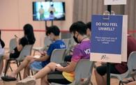 Singapore: Gần 90% học sinh sắp tốt nghiệp đã đăng ký tiêm vaccine ngừa Covid-19