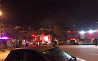 4 người tử vong trong vụ cháy nhà hàng ban đêm