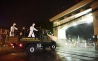 Dồn lực dập ổ dịch tại Bệnh viện Bạch Mai