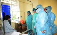 Phong tỏa tuyệt đối người dân 2 xóm ở Nghệ An vì có người ho, sốt từng điều trị ở Bệnh viện Bạch Mai về